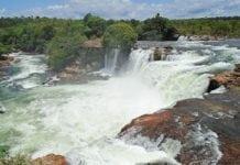 Cachoeira no Jalapão