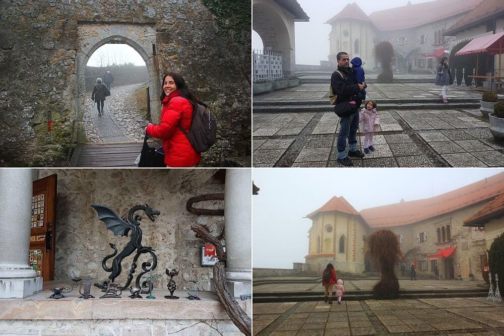 castelo de bled 1 - Roteiro de 3 dias na Eslovênia