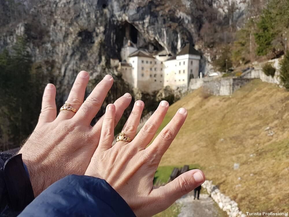 castelo de predjama eslovenia - Castelo de Predjama na Eslovênia
