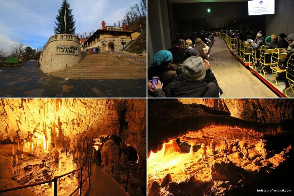 cavernas eslovenia - Roteiro de 3 dias na Eslovênia