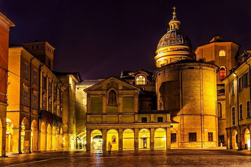 o que visitar em Reggio Emilia