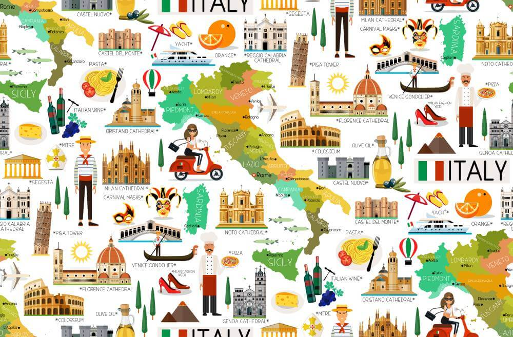 dicas da Itália