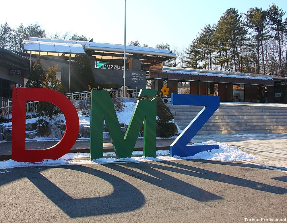 dmz 1 - DMZ Tour: visitando a fronteira entre Coreia do Norte e Coreia do Sul
