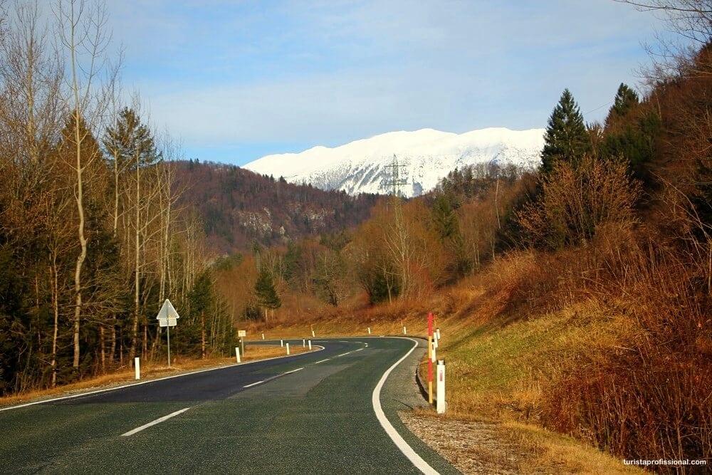estradas da eslovenia - Roteiro de 3 dias na Eslovênia