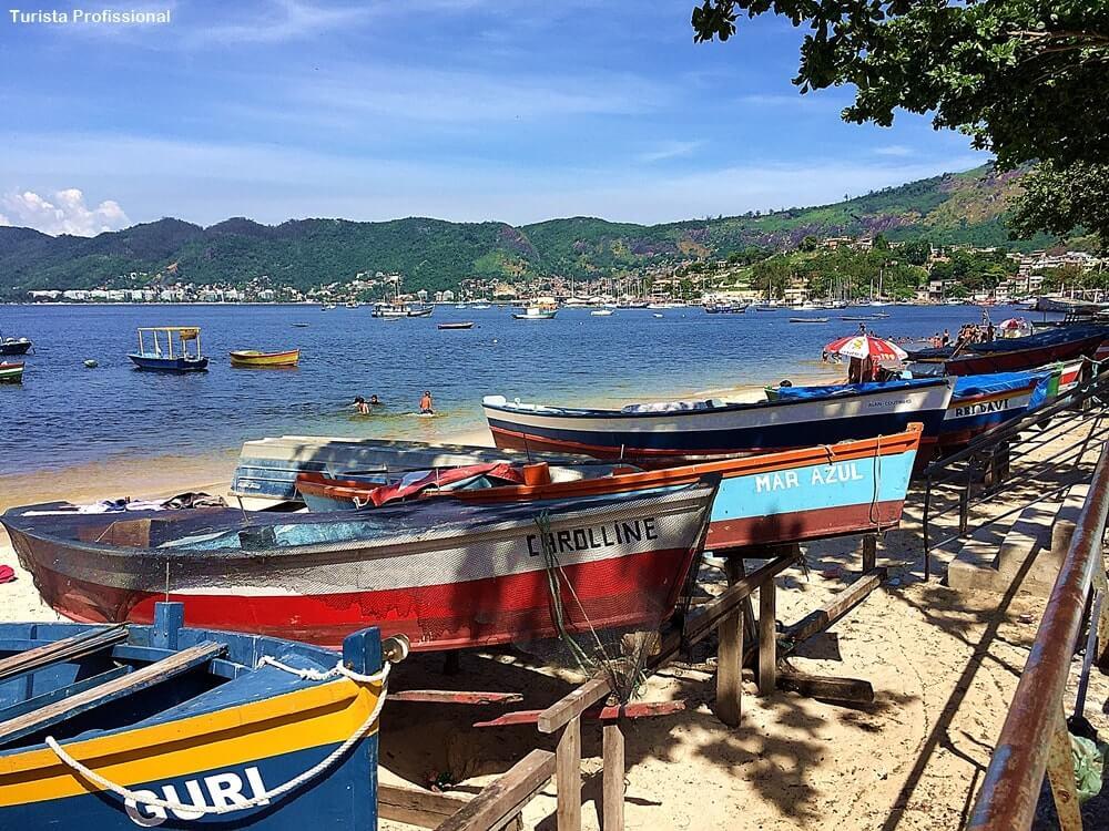 Jurujuba - pontos turísticos Niterói
