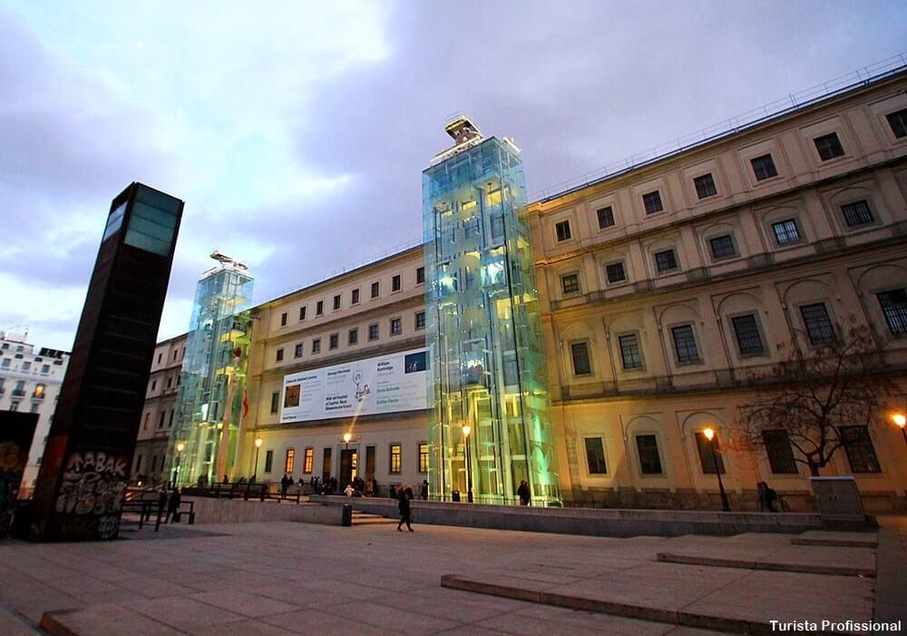 museu reina sofia madri - Museu Reina Sofia: dicas para visitar, preço, horário, como chegar