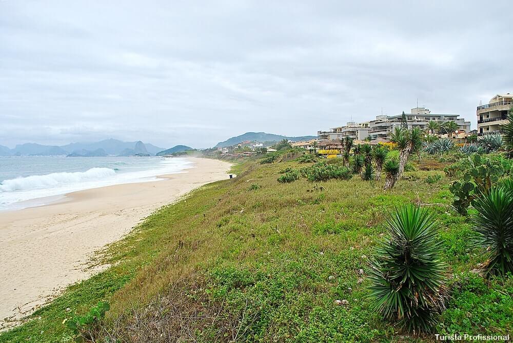 O que fazer em Niterói - Praia de Camboinhas