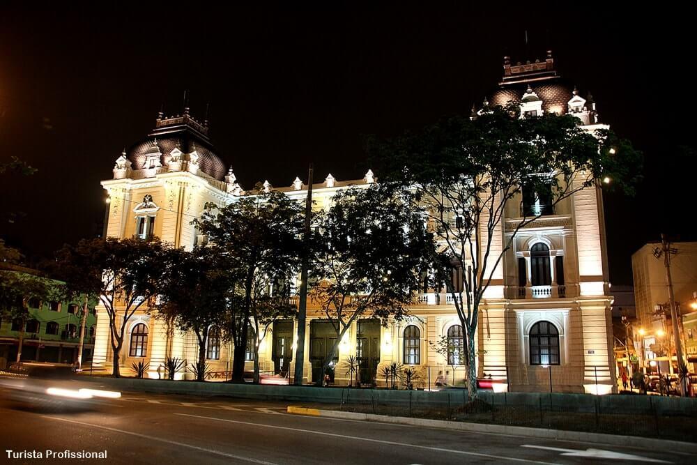 Palácio dos Correios em Niterói