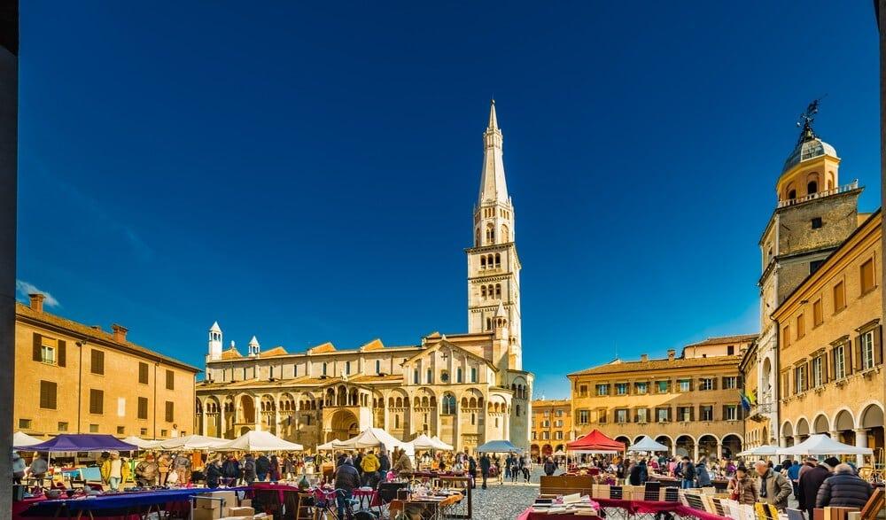 o que fazer em Modena