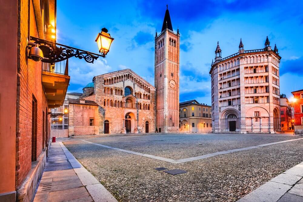 O que visitar em Emilia Romagna: Parma