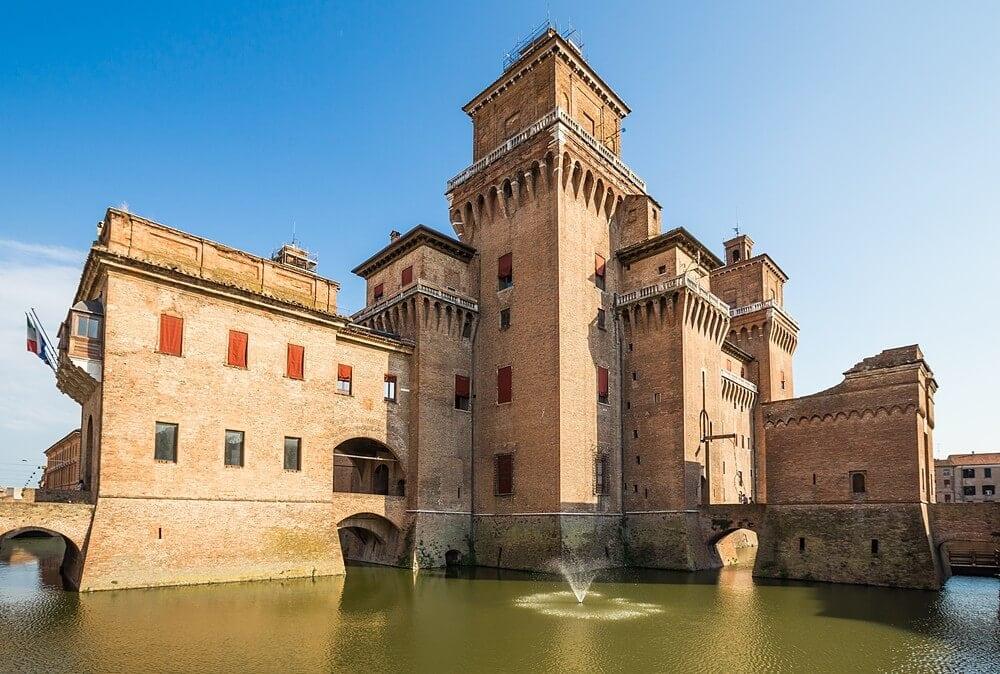 O que visitar em Ferrara