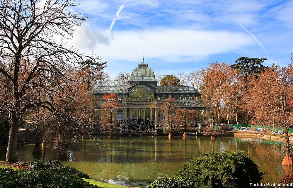 palacio de cristal madri - Museu Reina Sofia: dicas para visitar, preço, horário, como chegar