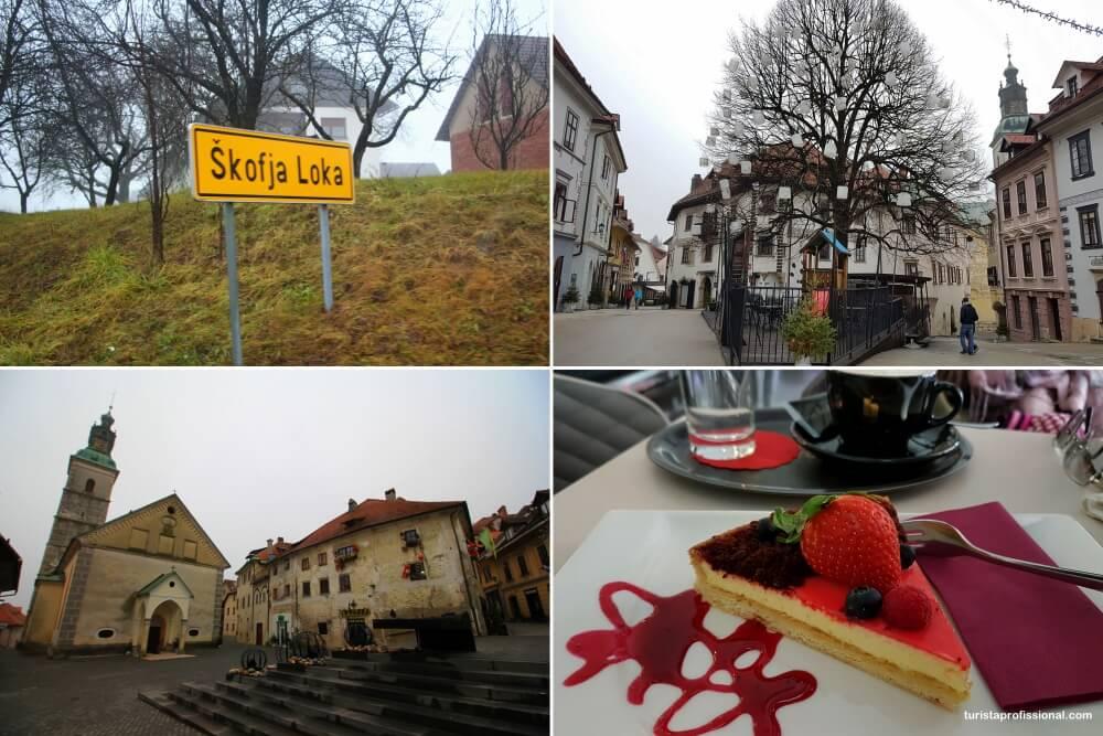 skorfja loka - Roteiro de 3 dias na Eslovênia