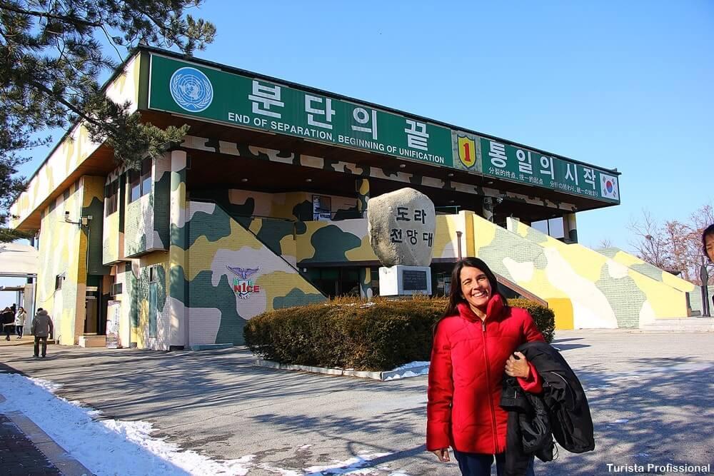 DMZ Tour observatório Dora