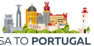 visto para mora em Portugal