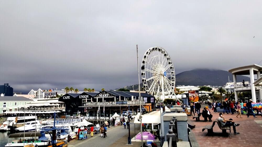 Victoria Albert Waterfront Cidade do Cabo - Dicas da África do Sul de A a Z