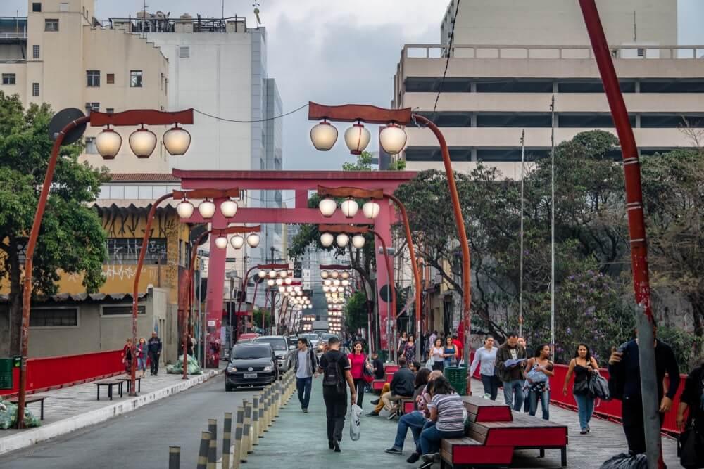 bairro da liberdade - Bairros tradicionais de São Paulo: onde os imigrantes marcaram história