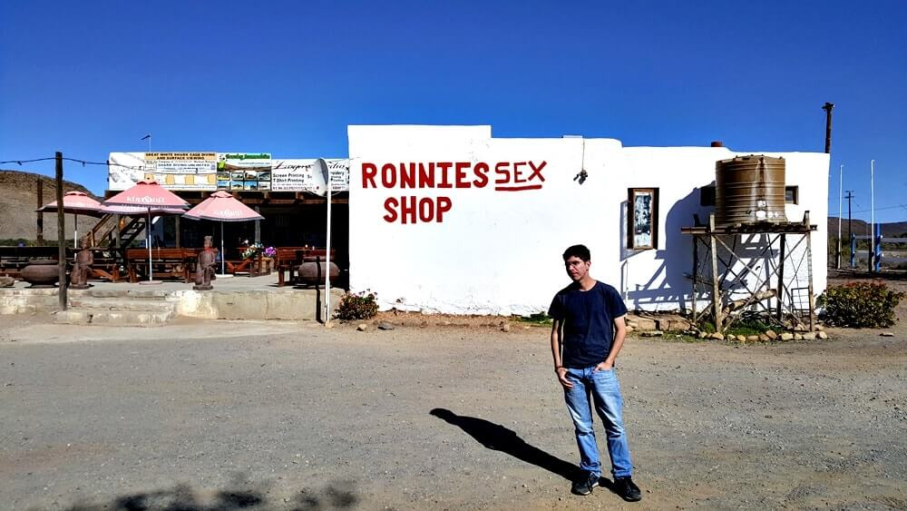bar sex shop africa do sul - Dicas da África do Sul de A a Z