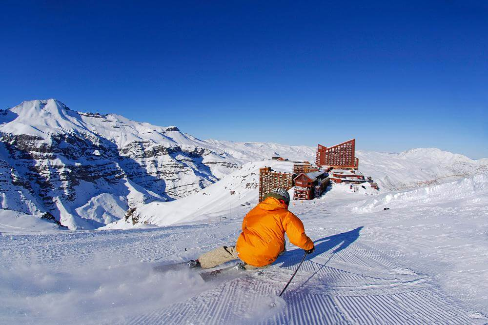 bate e volta ao valle nevado - Bariloche ou Valle Nevado: que destino de neve escolher?