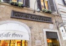 Caffè Greco Roma