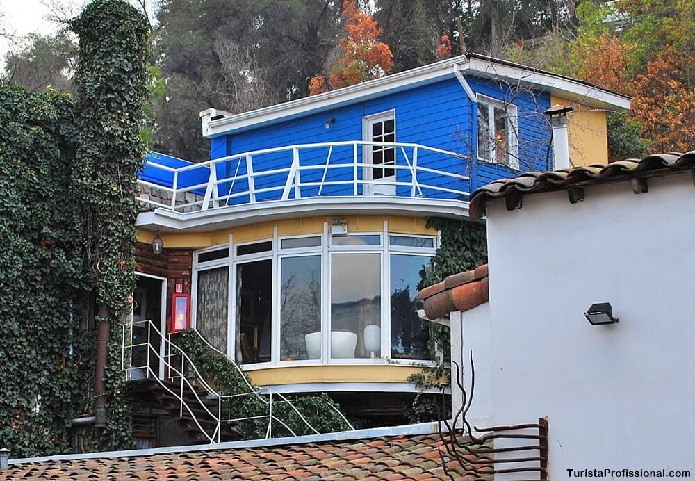 casa de pablo neruda - Viajar para Santiago do Chile: 5 ótimos motivos para você se empolgar