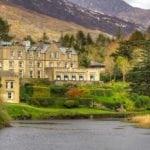 Hospedagem em castelo na Irlanda