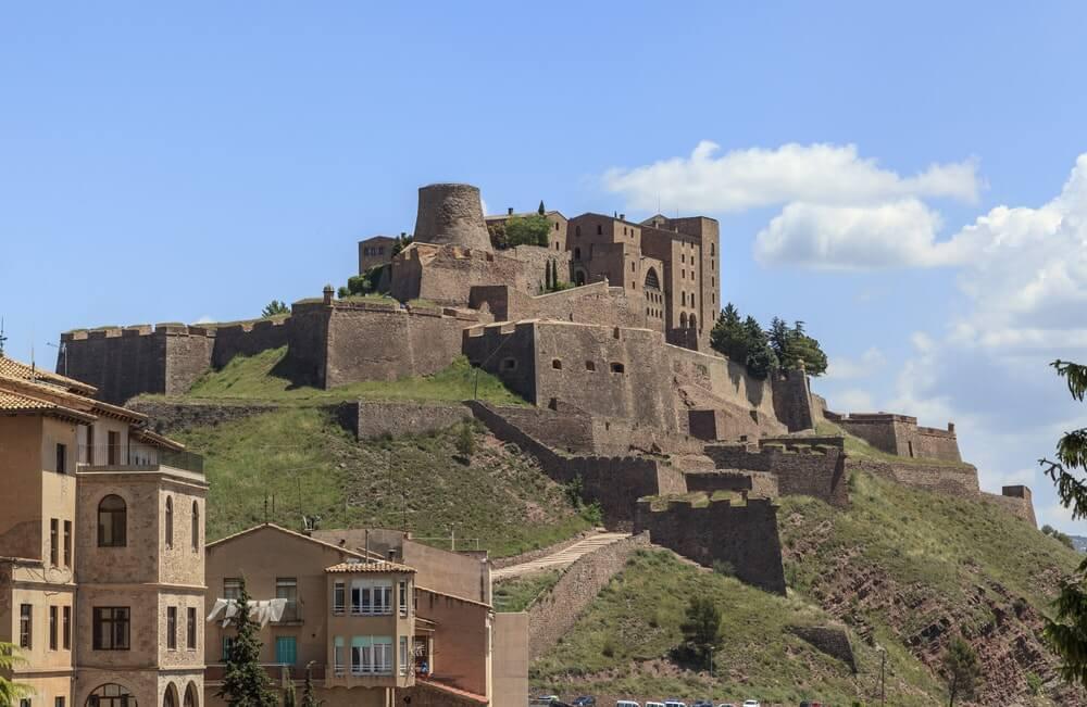 Castelo Parador de Cardona Espanha