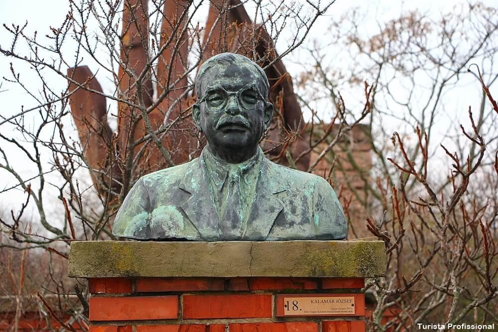 dicas de budapeste memento park - Memento Park: o museu das estátuas de comunistas de Budapeste
