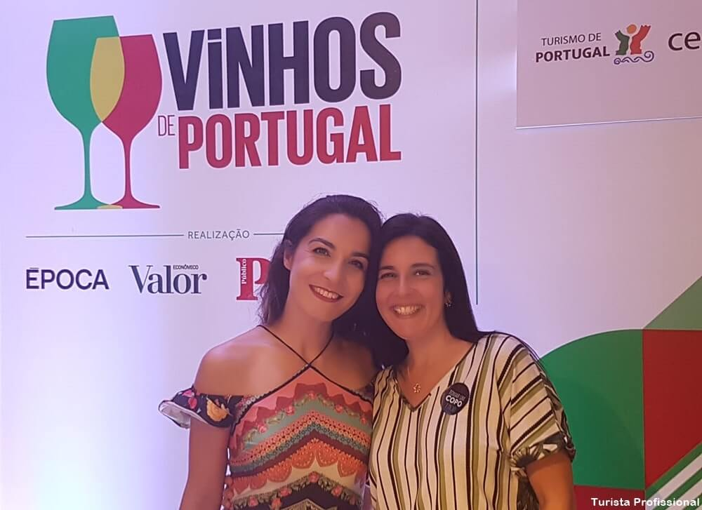 Evento vinhos de Portugal