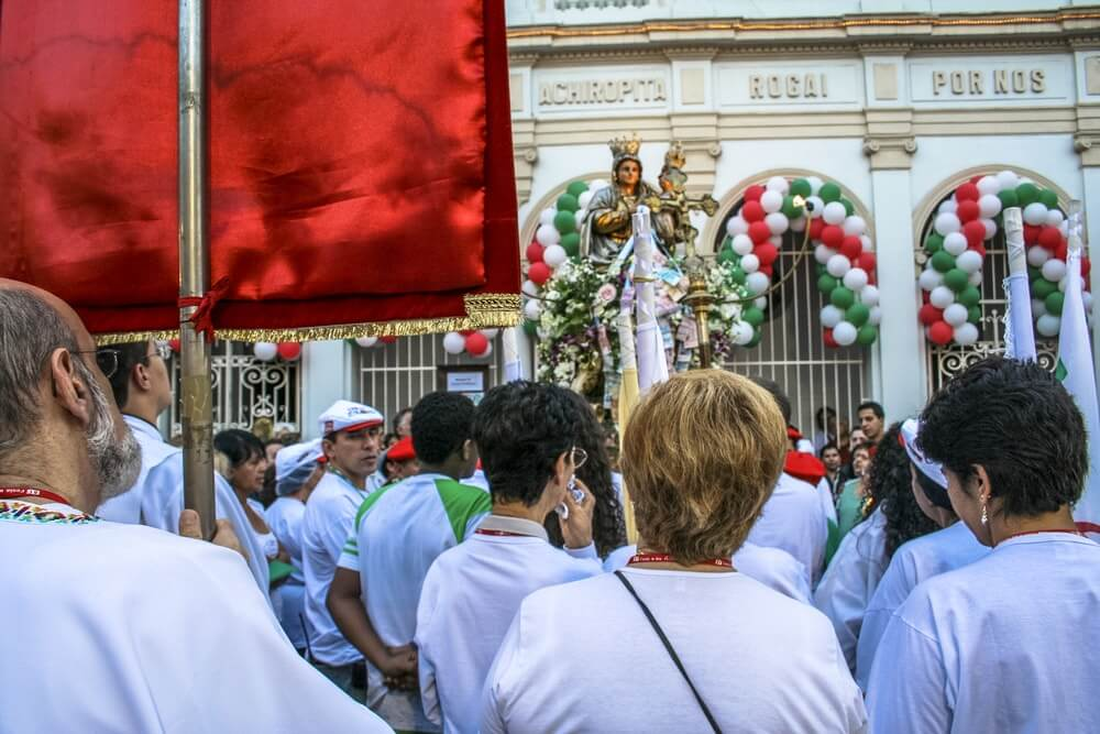 festa religiosa no bixiga - Bairros tradicionais de São Paulo: onde os imigrantes marcaram história