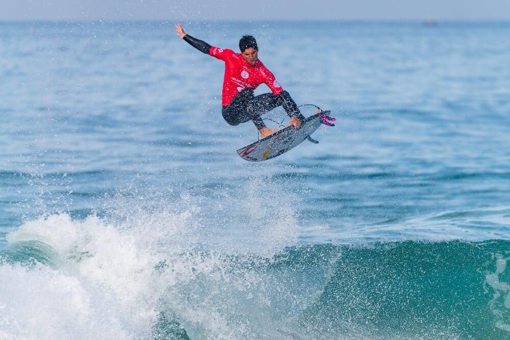 gabriel medina em portugal - As melhores praias para surf em Portugal