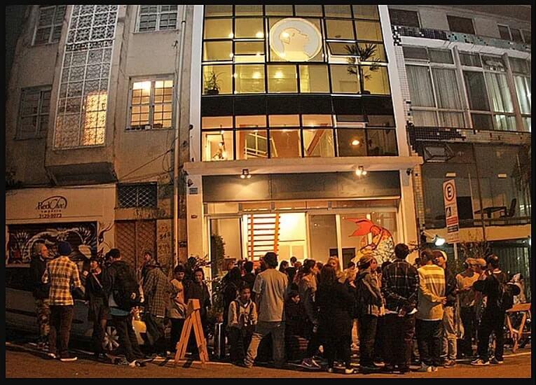 Espaços culturais em São Paulo - Matilha Cultural