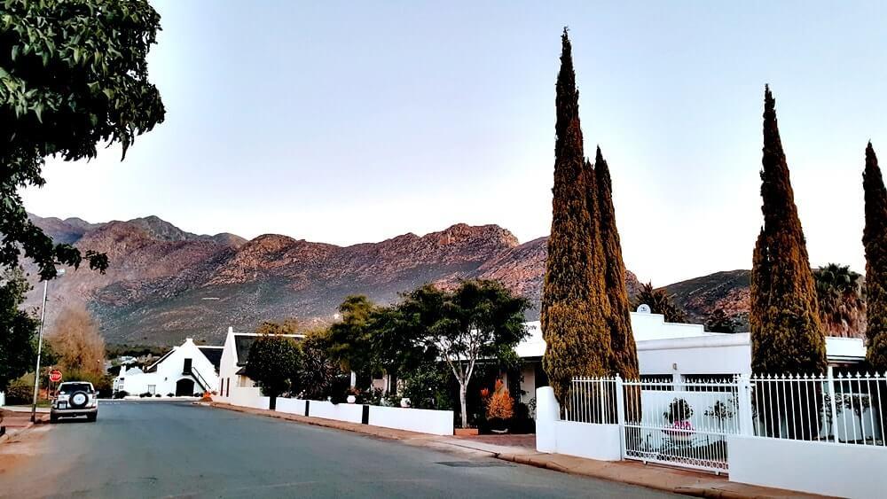Montagu África do Sul