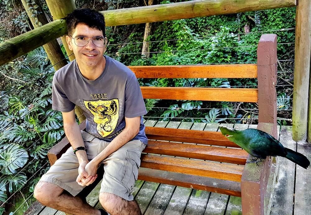 dicas da africa do sul de a a z Parque das Aves