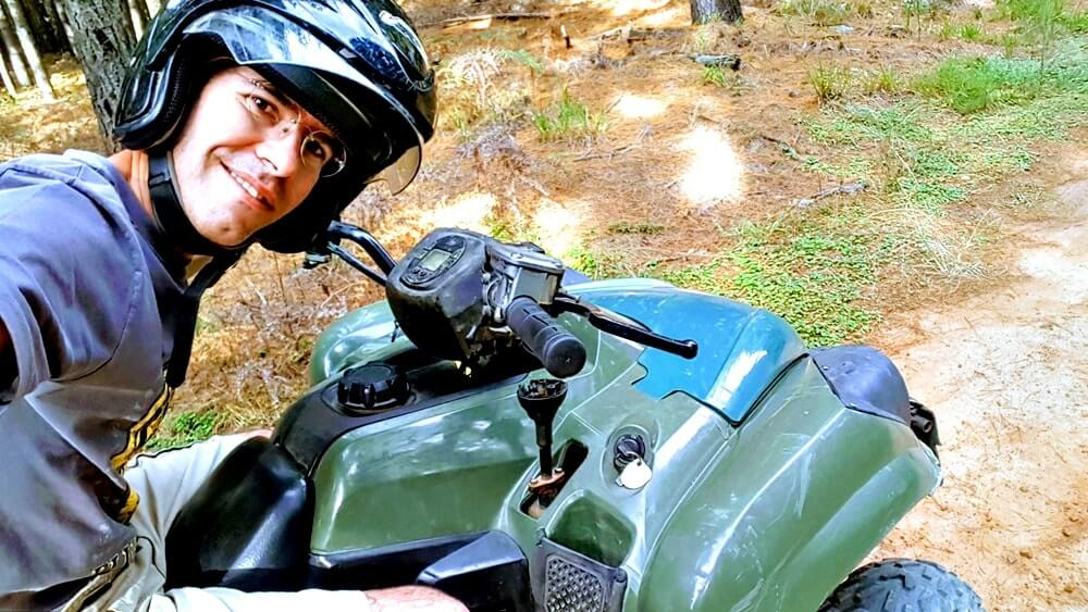 passeio de quadriciclo africa do sul - Dicas da África do Sul de A a Z
