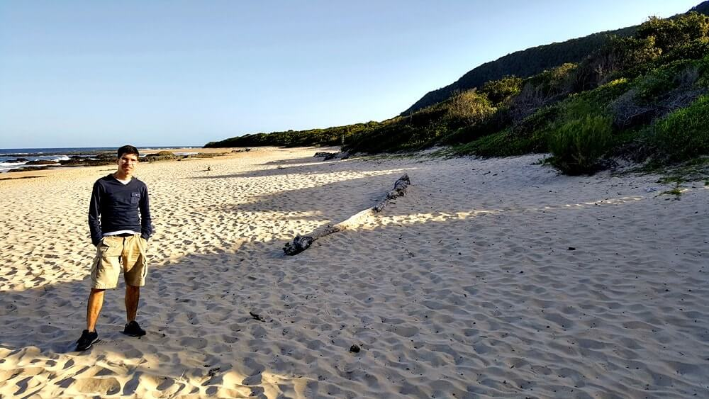 praia na africa do sul - Dicas da África do Sul de A a Z