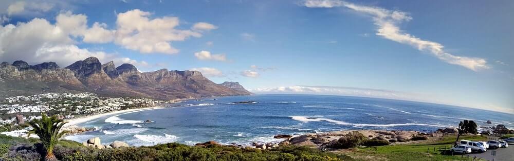 praia na cidade do cabo - Dicas da África do Sul de A a Z