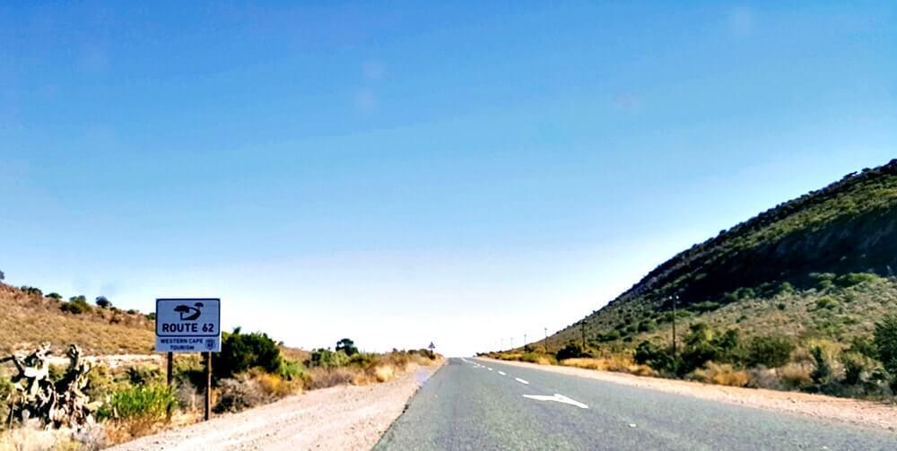 Rota 62 África do Sul