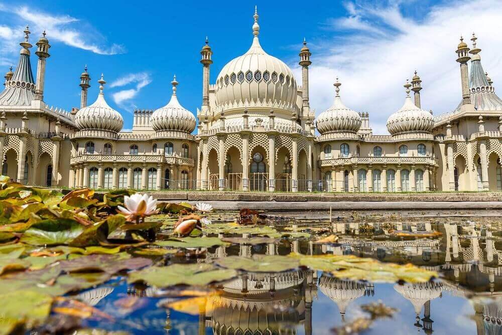royal pavillion - Conheça atrações ligadas à Família Real Britânica na Grã-Bretanha