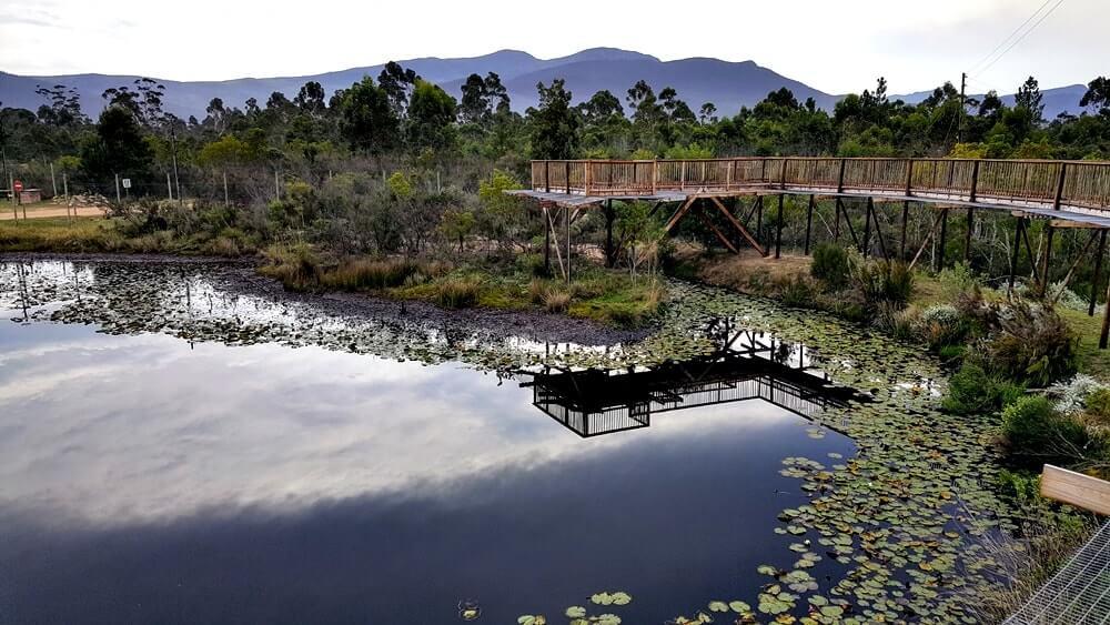 Santuário na África do Sul