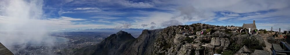 table mountain africa do sul