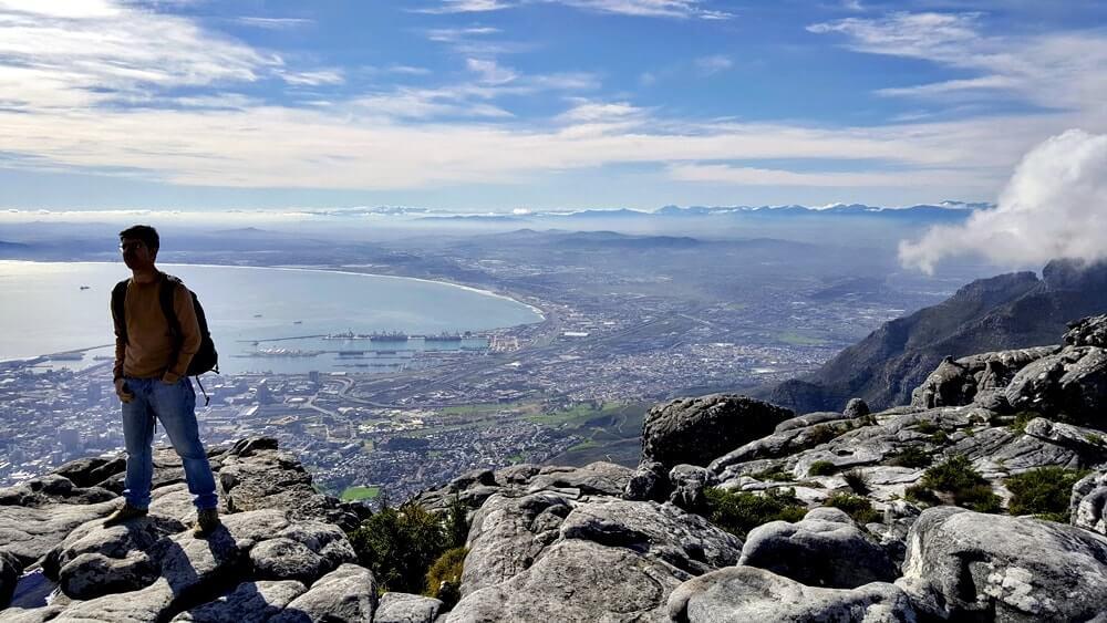 table mountain cidade do cabo - Dicas da África do Sul de A a Z