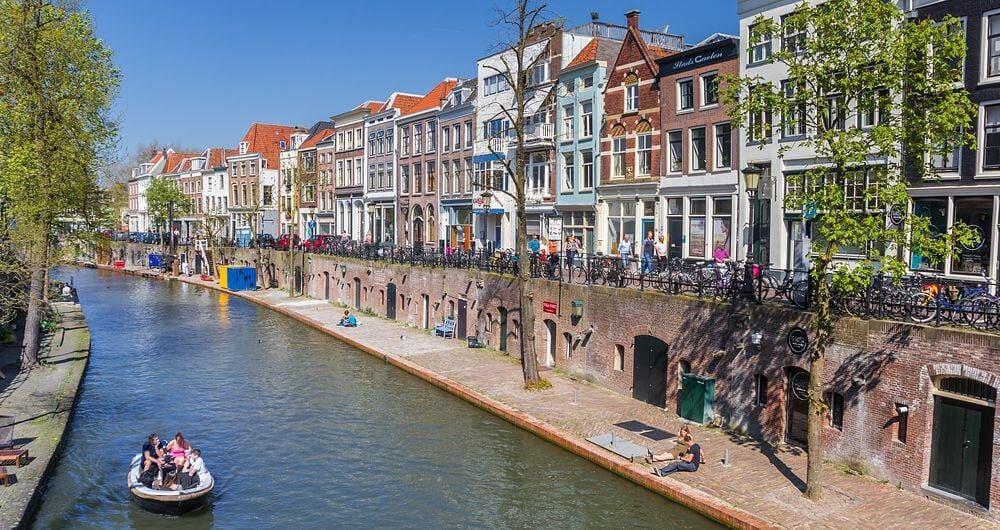atrações em Utrecht, na Holanda