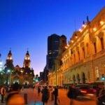 Viajar para Santiago do Chile