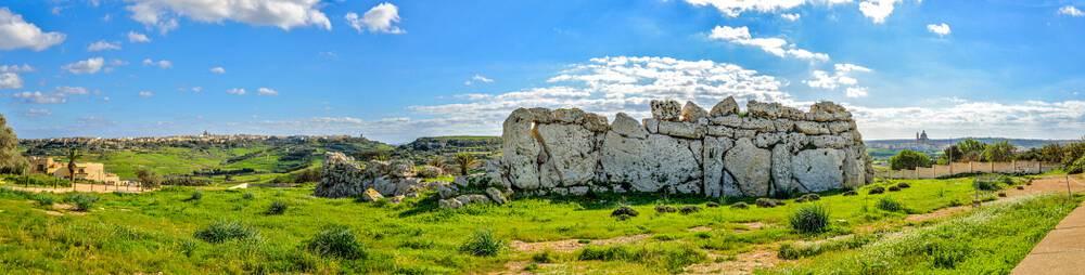 Ggantija Malta - O que fazer em Malta: principais pontos turísticos