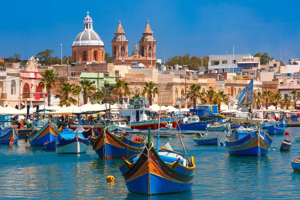 Marsaxlokk Malta - O que fazer em Malta: principais pontos turísticos