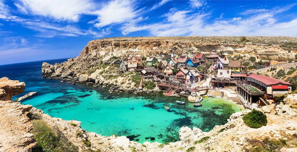 Popeye Village Malta - O que fazer em Malta: principais pontos turísticos