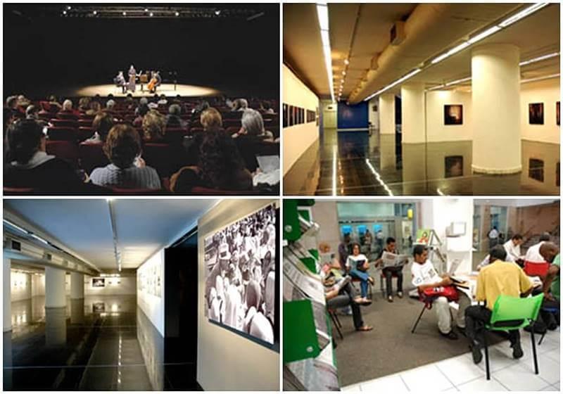 galeria olido sao paulo - 12 espaços culturais em São Paulo para você conhecer