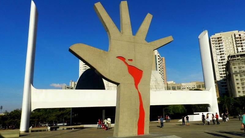 Memorial da América Latina SP