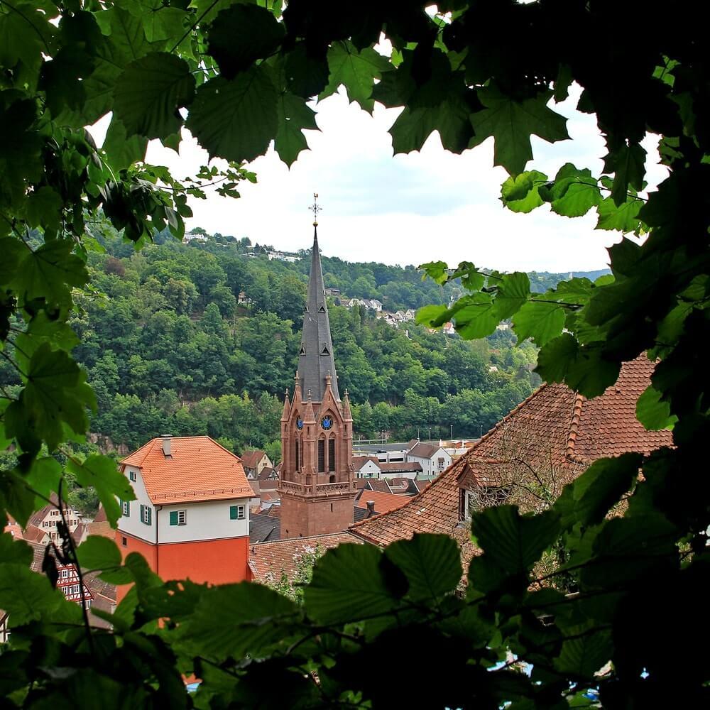 menores cidades da alemanha